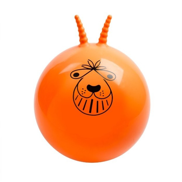 a space hopper
