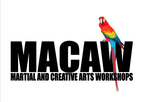 macaw 20 cm wide